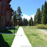 bike path behind breckenridge condo for sale
