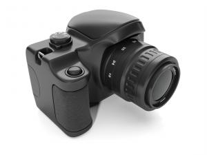 3d-illustration-technique--concept-camera-1398481-m