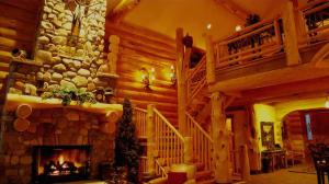 breckenridge log home for sale