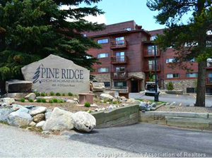 Pine Ridge Sign