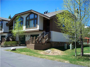 exterior of condos for sale in breckenridge, co at one breckenridge place